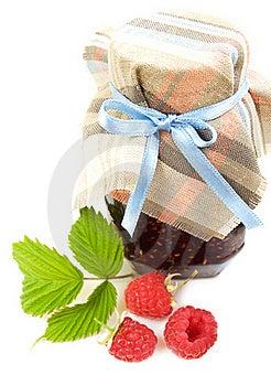 Raspberry Jam Royalty Free Stock Image - Image: 20461236