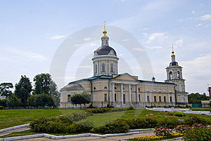 Churches And Monasteries Of Kolomna Royalty Free Stock Photography - Image: 20468157
