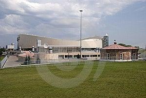 Ice Sports Arena Stock Image - Image: 20468211