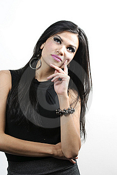 In Deep Thought Stock Photos - Image: 20468793