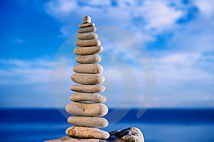 To Be In Equilibrium Royalty Free Stock Photography - Image: 20469607