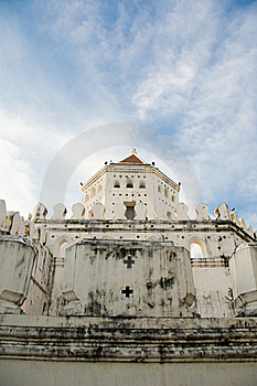 White Fort Stock Photos - Image: 20469953