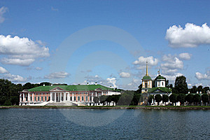 View Of The Ducal Palace And Palace Church With Stock Images - Image: 20471284