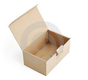 Empty Carton Stock Image - Image: 20471871