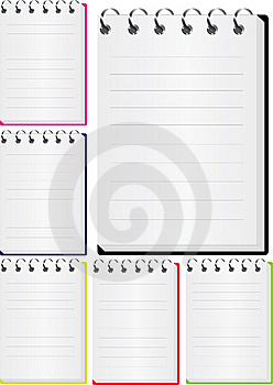 Notebook Royalty Free Stock Photography - Image: 20475017
