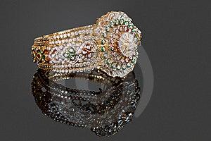Diamond Bracelet Stock Photos - Image: 20475583