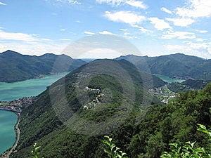 Lugano - Switzerland Royalty Free Stock Photos - Image: 20476418