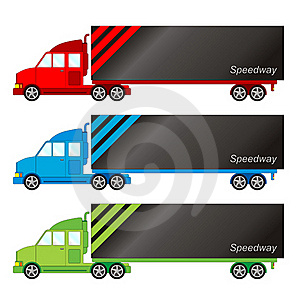 Vehicle Pack - Big Truck Stock Photography - Image: 20477642