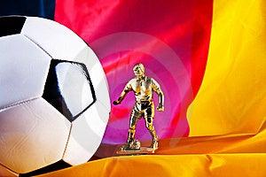Euro 2012 German Team Royalty Free Stock Photos - Image: 20479908