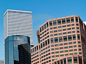 Office Buildings Stock Image - Image: 20480641