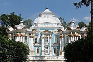 Pavilion Hermitage In Pushkin Village Stock Photography - Image: 20481472