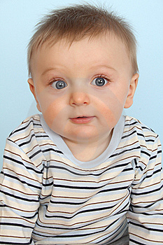 Surprize Baby Royalty Free Stock Photography - Image: 20481747
