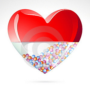 Love Pill Royalty Free Stock Photography - Image: 20492947