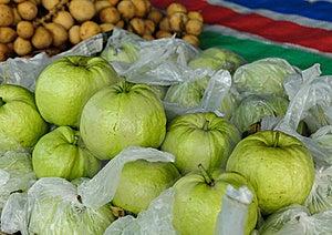 Fresh Guava Fruit Royalty Free Stock Photos - Image: 20495948