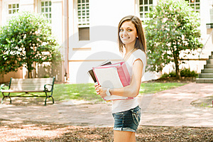 Attractive Young Student Stock Images - Image: 20497884