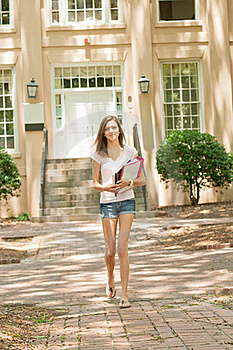Attractive Young Student Stock Photo - Image: 20497900