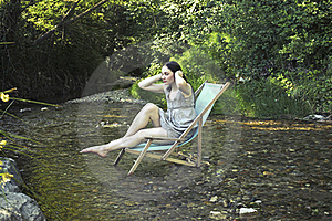 Refreshing Royalty Free Stock Photo - Image: 20498035