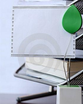 Briefpapier Lizenzfreie Stockfotos - Bild: 2056678