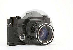 Old  Analog Camera Royalty Free Stock Photo - Image: 2057955