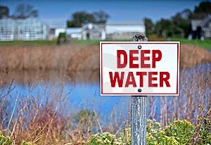 Deep Water Royalty Free Stock Photo - Image: 20502605