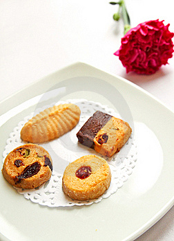 Various Cookies Royalty Free Stock Photo - Image: 20503165