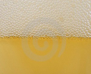 Beer Bubbles Stock Photography - Image: 20504392