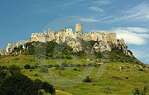 Spissky Castle, Slovakia Royalty Free Stock Image - Image: 20506056