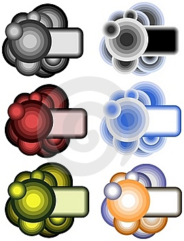 Graphical Design Elements Stock Image - Image: 20506351