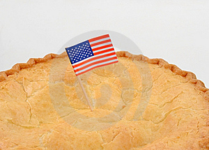 Great American Apple Pie Stock Image - Image: 20508651