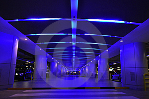 Underground Car Parks Stock Images - Image: 20509794