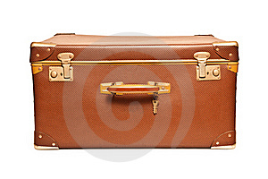 Old Suitcase Stock Photos - Image: 20511943