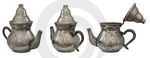 Tea Pot Stock Image - Image: 20513161