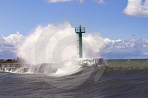Huge Wave Stock Image - Image: 20513741