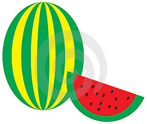 Watermelon Royalty Free Stock Image - Image: 20518506