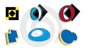 Logos Stock Photography - Image: 20519262