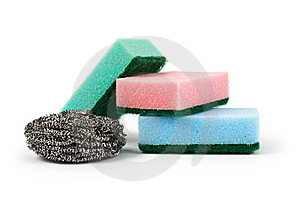 Sponges Royalty Free Stock Photo - Image: 20519545