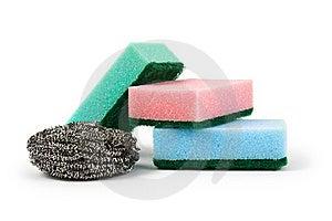Sponges Royalty Free Stock Photo - Image: 20519545
