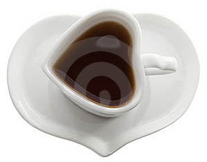 Cup Of Coffee Stock Images - Image: 20519634