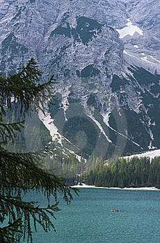 Mountain Lake Royalty Free Stock Image - Image: 20519656