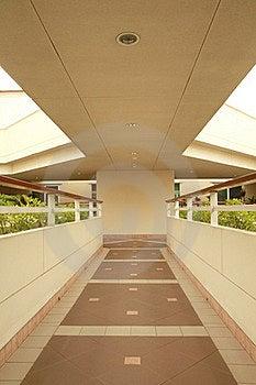 Long Corridor Stock Image - Image: 20520691