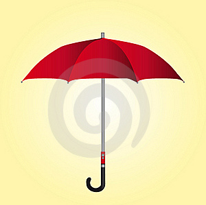 Red Umbrella Royalty Free Stock Photo - Image: 20525245