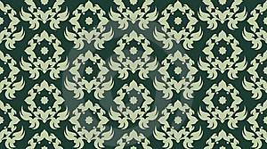 Seamless Damask Background Stock Images - Image: 20528504