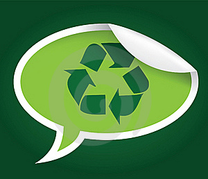Recycle Sign Stock Photos - Image: 20529193
