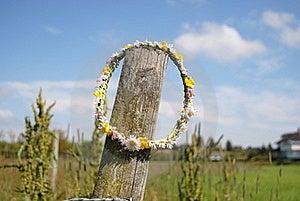Flower Garland Stock Images - Image: 20529584
