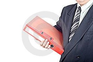 Businessman Writing Stock Images - Image: 20531514