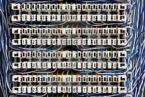 Cable Connector Stock Image - Image: 20531571