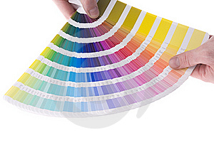 Color Guide Stock Photo - Image: 20533710