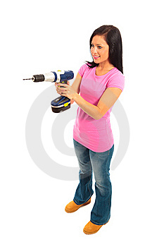 Dressed To Drill Royalty Free Stock Images - Image: 20533959