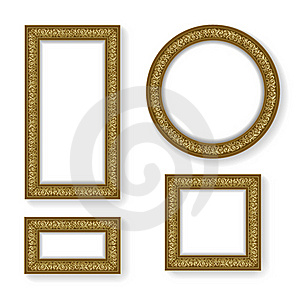 Set Of Frame Stock Images - Image: 20534384