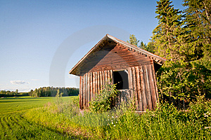 Red Barn Royalty Free Stock Photography - Image: 20538607